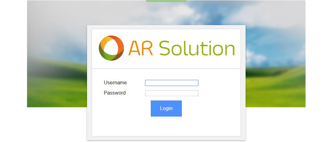 Accedi con username e password